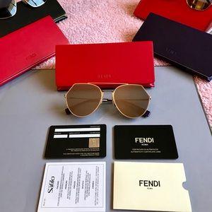 Authentic Fendi Unisex Sunglasses